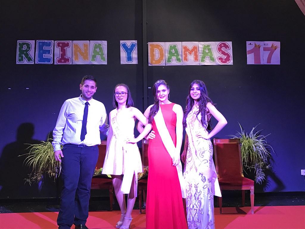Rincón del Obispo ya tiene reina y damas para las Fiestas Patronales de San José Obrero 2017