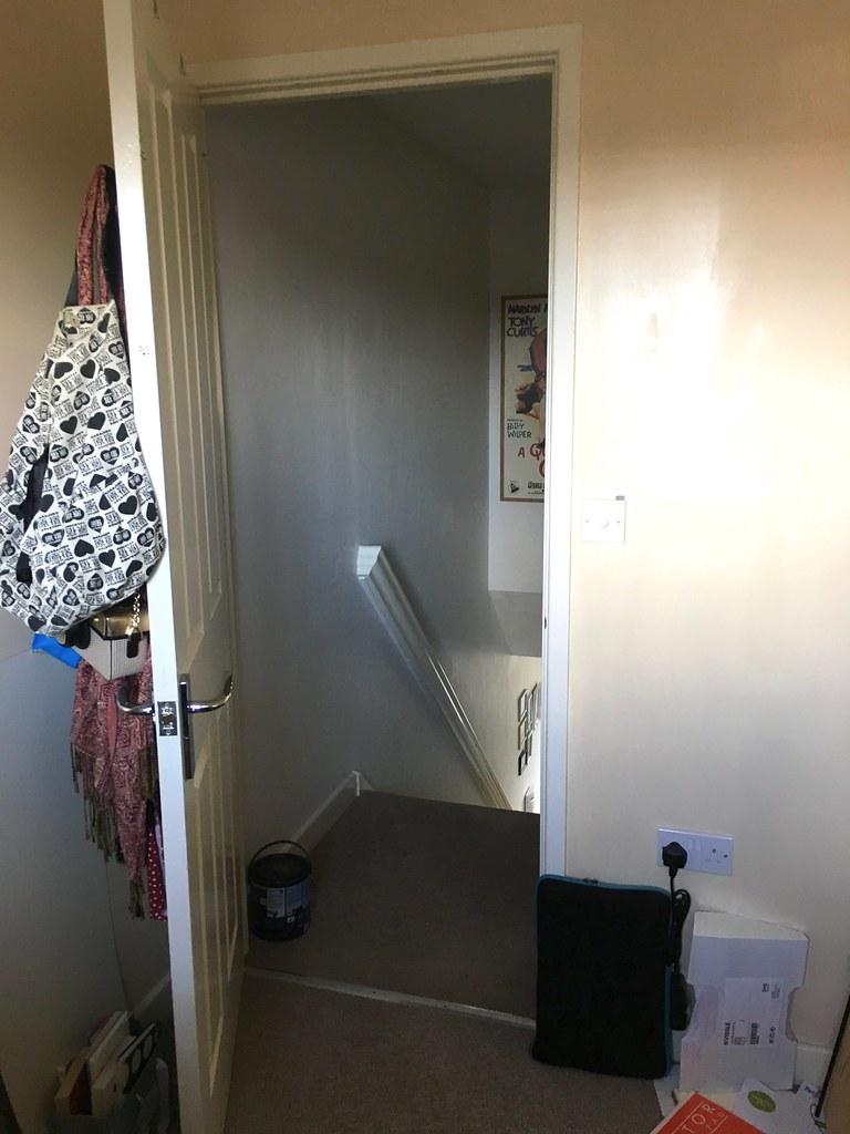My Office Before - Door