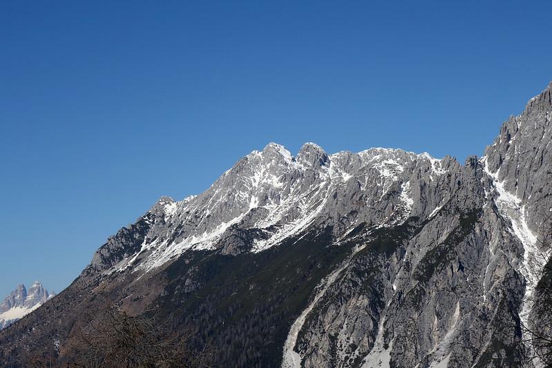 Malga Doana e Monte Verna