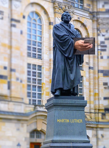 Luther-Fotomontage | by empeiria