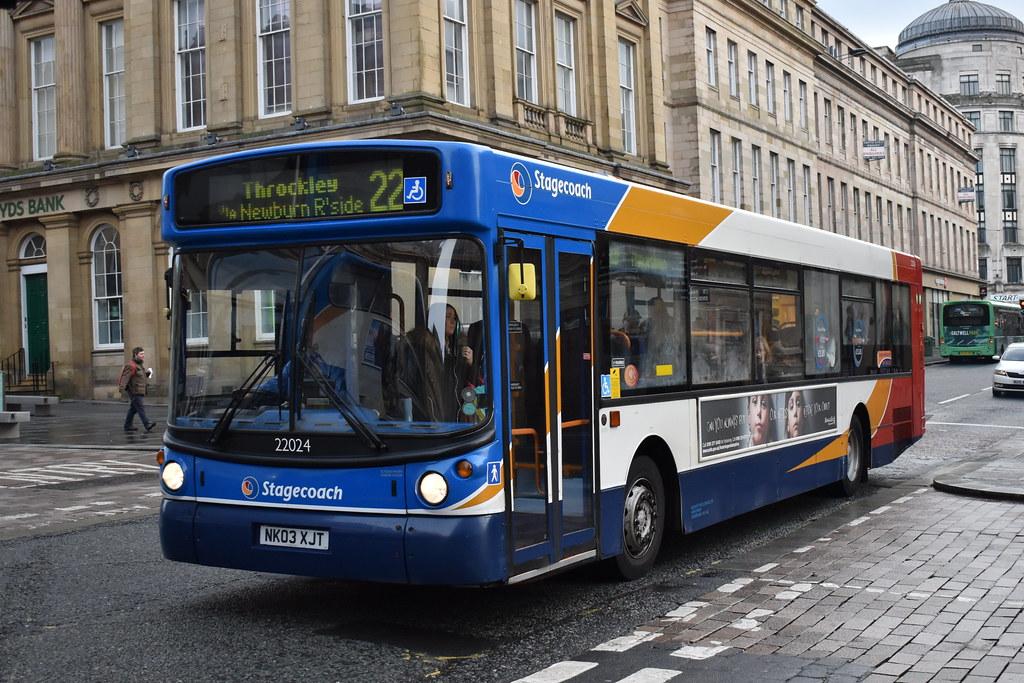 ... 22024 NK03XJT Newcastle 22 | by Matt D Williamson