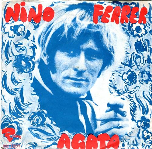 Nino Ferrer - Agata / Justine