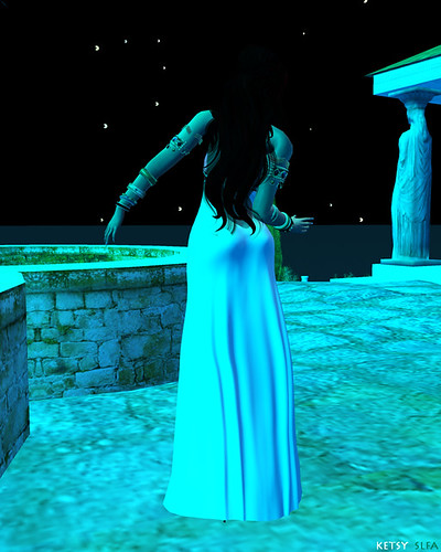 COLLABOR88 - The Fates: Atropos (New Post @ Second Life Fashion Addict) | by Jhuzen Ketsugo (Ketsy)