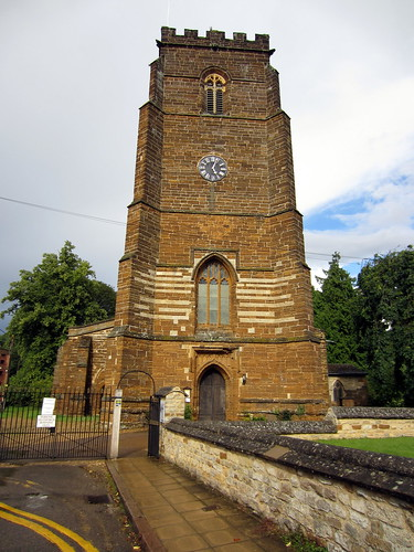 St. Lawrence Church, Towcester