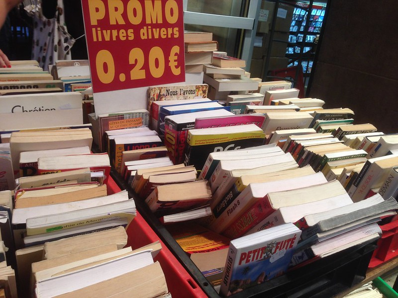 Livres d'occasion - Boulinier Paris