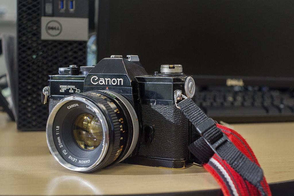 CCR Review 59 - Canon FTb