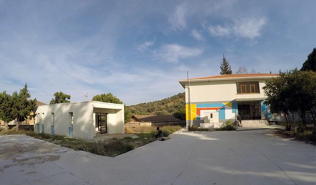 The School Building in Ovakent, İzmir