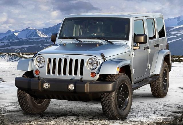Jeep Wrangler Arctic 2012 1