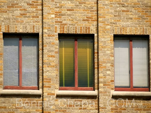 Windows Side By Side | by Bonnie Feaster Chapa Photographic Art