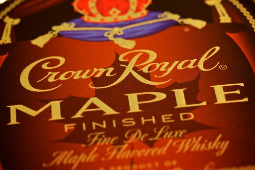 Crown Royal Maple Finished | by doughnu7