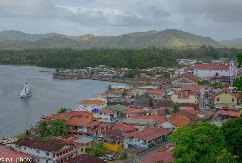 Pueblo de Portobelo, Panamá