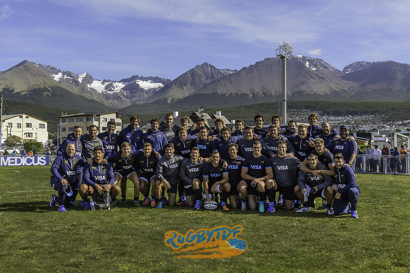 Argentina XV - Captain's Run en Ushuaia - 20170224