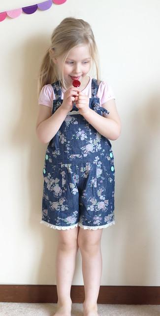 Matilda Jane Playground Romper