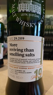 SMWS 29.209 - More reviving than smelling salts