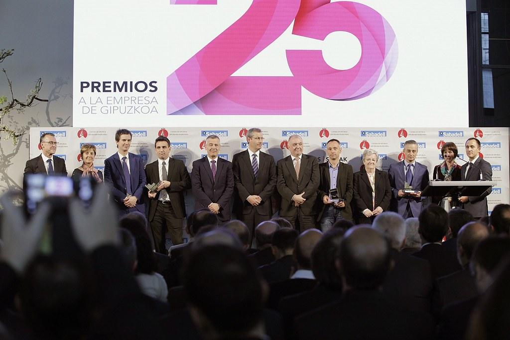 Premio a la Internacionalización Copreci