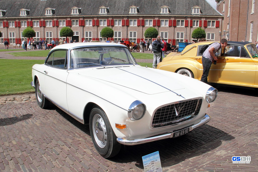1956 - 1957 BMW 503 Coupé by Ghia-Aigle | The BMW 503 is a t… | Flickr