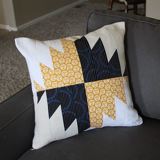 Finished Pillow | by Kelsey Creates