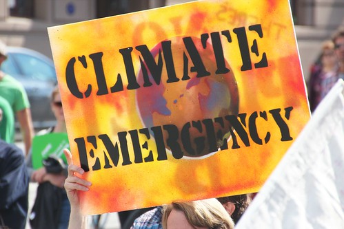 Climate Emergency - PeoplesClimate-Melb-IMG_8280 | by John Englart (Takver)
