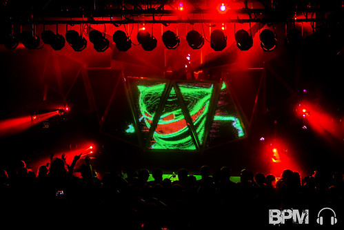 Zeroes, Le Castle Vania, Feed Me @ Roseland Theater 9-9-14 | by BoisePulseMusic