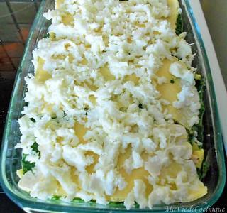 lasagnes saumon épinards sans gluten