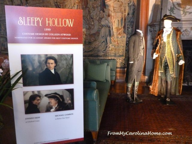 Dressed Drama Sleepy Hollow 1