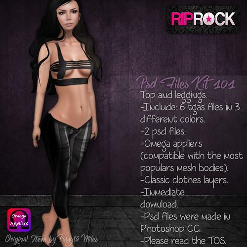 RipRock - Kit 101 Vendor