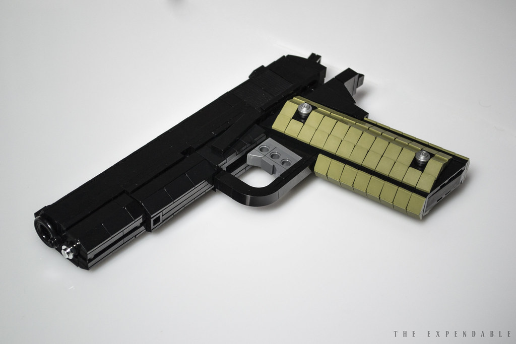 Colt 1911 Finished Last Night After Just One Day Of Buildi Flickr