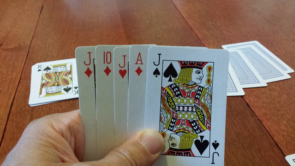 Fun Card Games - Euchre