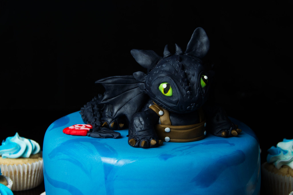Toothless cake how to train your dragon 2 awesome toothl flickr toothless cake how to train your dragon 2 by kayley mackay ccuart Choice Image