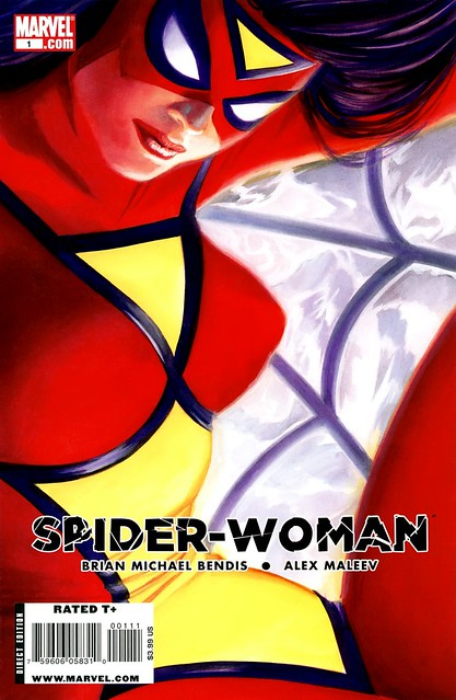 Spider-Woman v4
