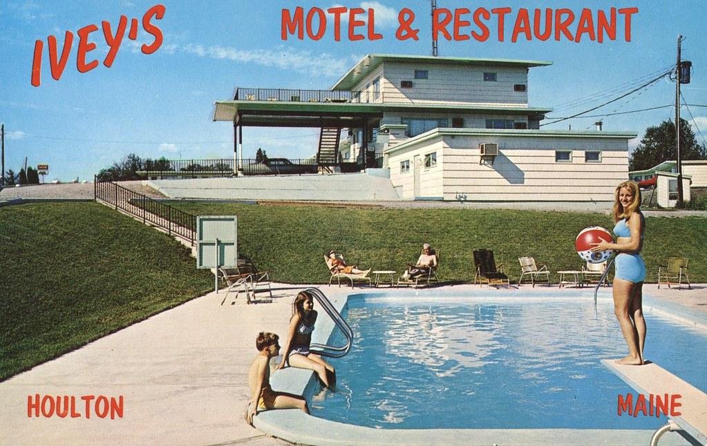 Ivey's Motel & Restaurant - Houlton, Maine
