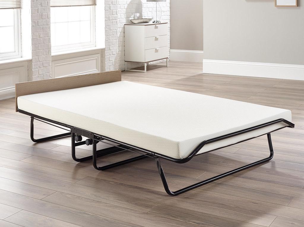 jay be supreme double folding guest bed memory foam. Black Bedroom Furniture Sets. Home Design Ideas