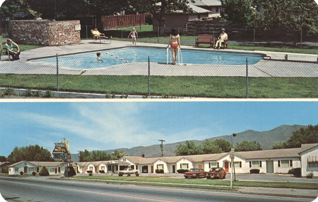 Skyway Motel - Clarkston, Washington
