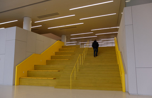 Multipurpose Yellow Stairs | by Arty-chan