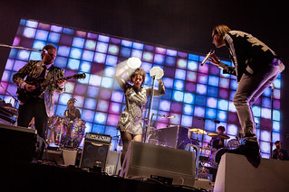 Arcade Fire - Earls Court | by crazybobbles