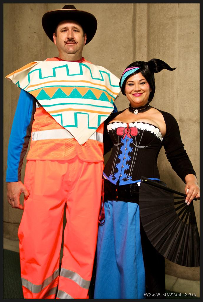 ... 2014 San Diego Comic-Con Cosplay - THE LEGO MOVIE - EMMET u0026 WYLDSTYLE |  sc 1 st  Flickr & 2014 San Diego Comic-Con Cosplay - THE LEGO MOVIE - EMMET u2026 | Flickr