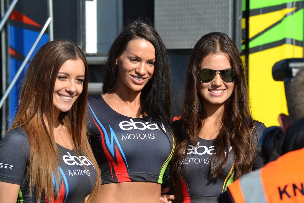 Ebay Motors Grid Girls   jambox998   Flickr
