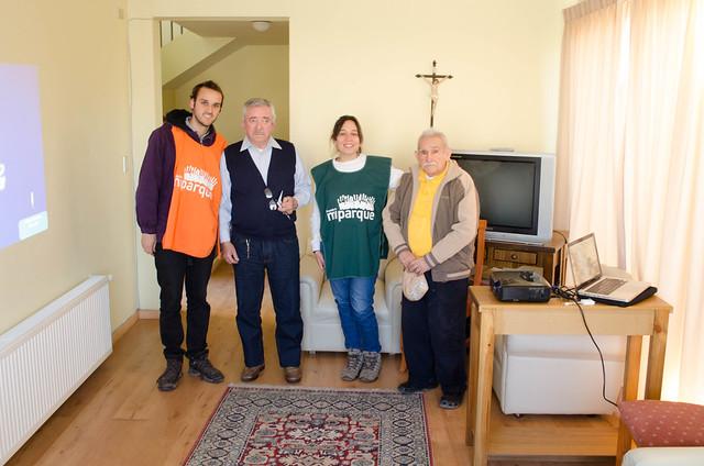 Patio Hogar Fundación las Rosas - Talcahuano