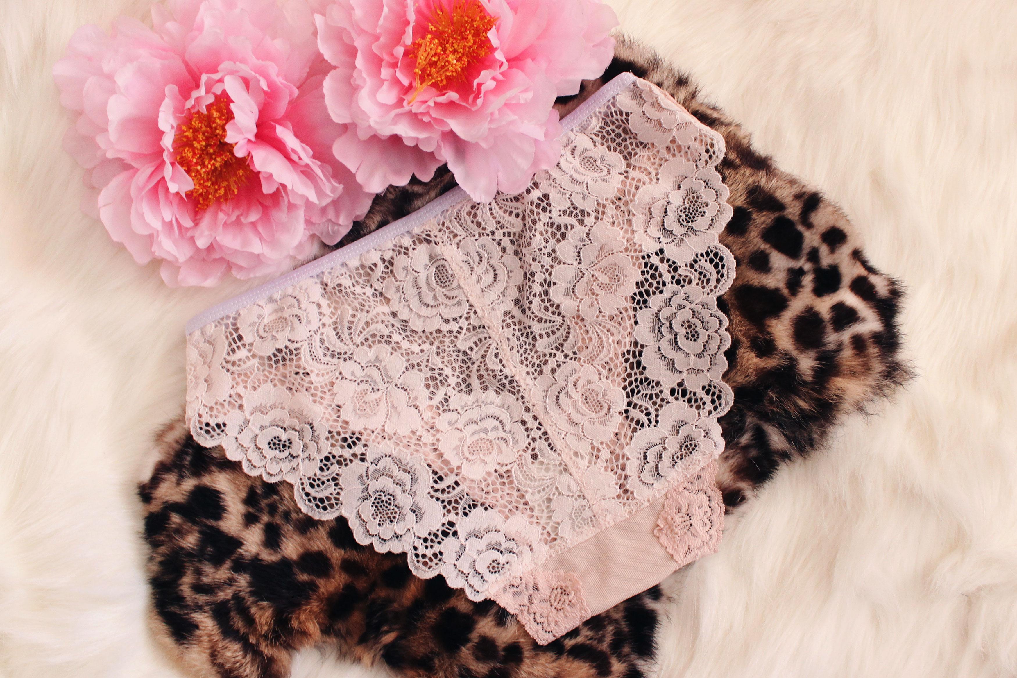 Evie la Luve Frnakie Panties Pattern Review Underwear Making Handmade Lingerie