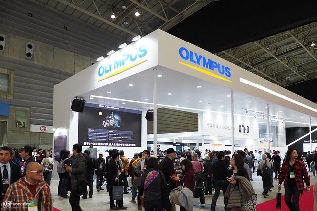 CP+2017 | Olympus | 02