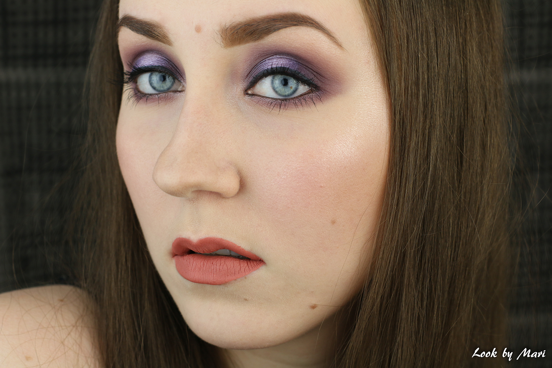 1 lilac violet halo eyes smoky eyes ideas tutorial