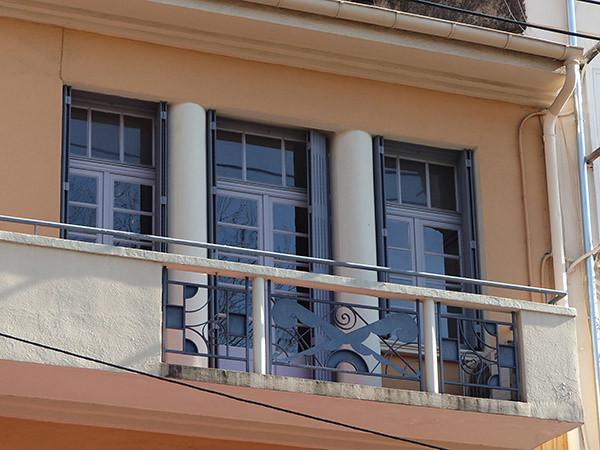 balcon draguignan