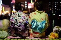Tokyo summer night