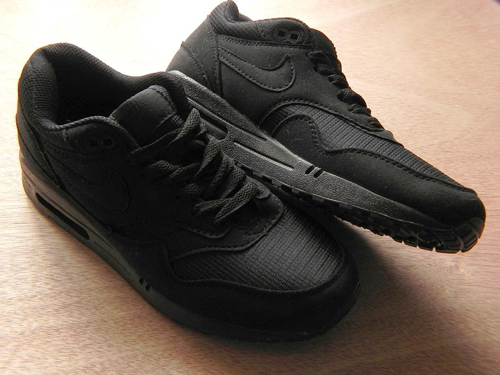 air max 87 negras