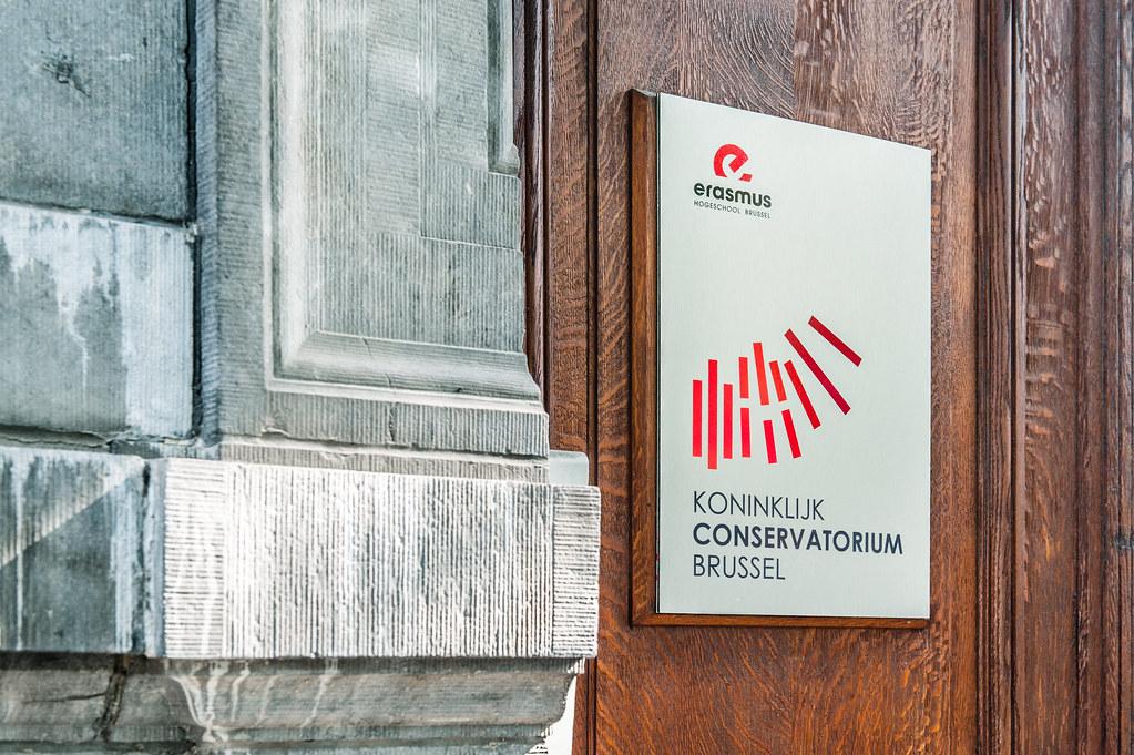 voorstelling logo koninklijk conservatorium brussel flickr