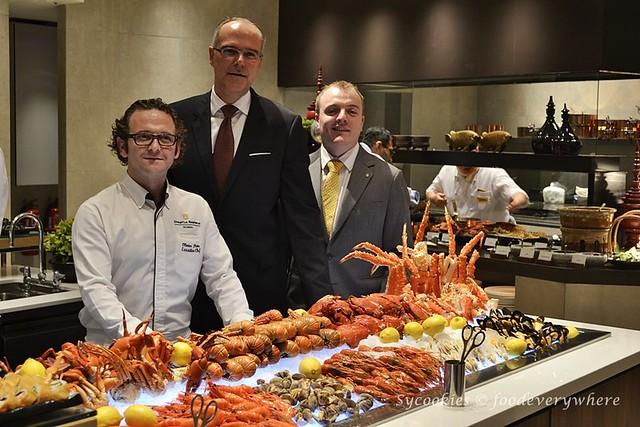 1.Lemon Garden Buffet @ Shangri-La Hotel KL