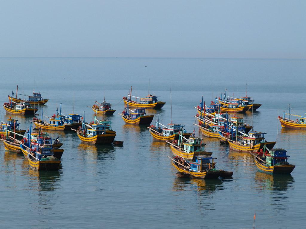 Vagamundos 2005 Vietnam. Dalat y Mui Ne