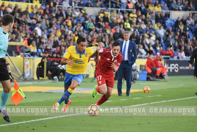 UDLP (0-1) SEVILLA FC