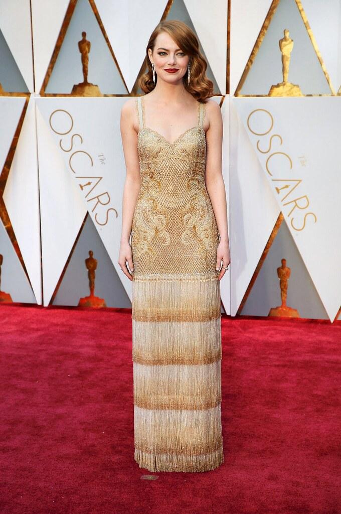 Emma Stone | Oscars 2017