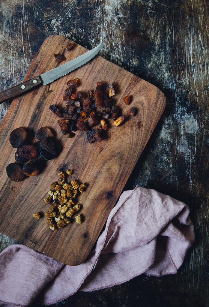 Sesame, Apricot & Mulberry Granola | Cashew Kitchen